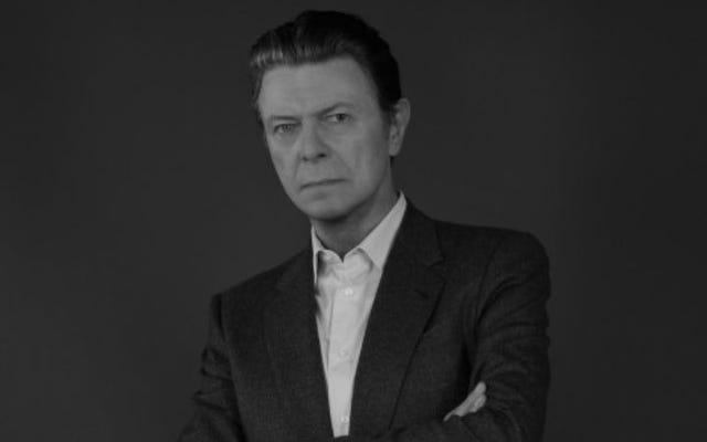 David Bowie devient noir avec la Blackstar enivrante