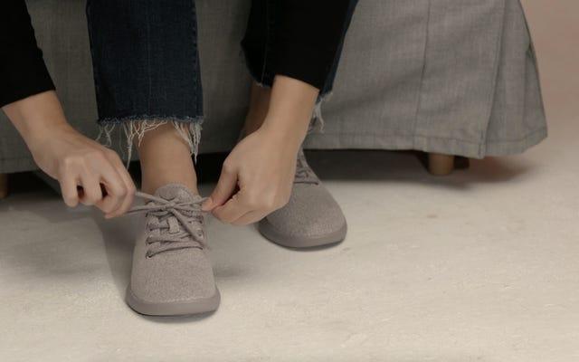 Sepatu Paling Nyaman Terbuat dari Merino, Tidak Perlu Kaus Kaki