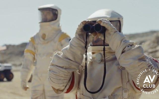 Odliczanie do finału Moonbase 8 rozpoczyna się w tym ekskluzywnym klipie