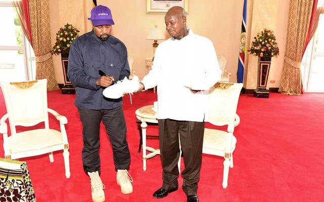 ये स्टे ओब्लाइवियस: हैंड्स आउट येजिस टू डिक्टेटर, ऑरफन्स इन युगांडा