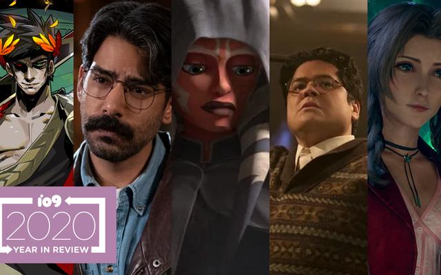 Персонажи, которые помогли нам пережить 2020 год