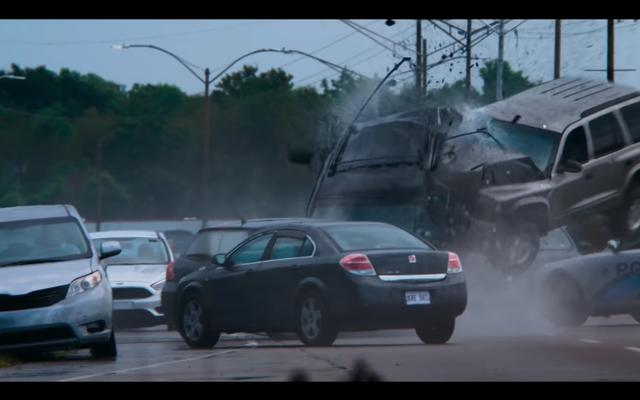 UnhingedはひどいカーチェイスB-2020年から必要だとは知らなかった映画