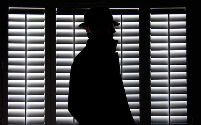 晩年の夫の殺人で容疑者ではない女性に会うのに苦労している私的な目