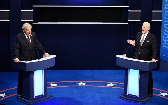 SNL diffusera un nouvel épisode après les élections alors qu'il pensait bêtement que cela pourrait prendre une semaine de congé