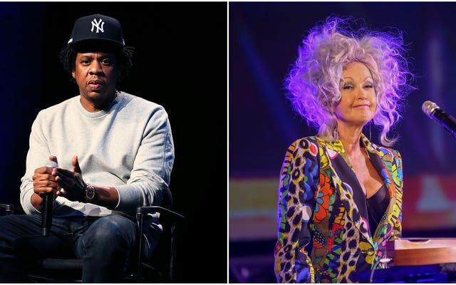 """Die Library of Congress zwingt JAY-Z und Cyndi Lauper, die Ehre mit Neil Diamonds """"Sweet Caroline"""" zu teilen."""