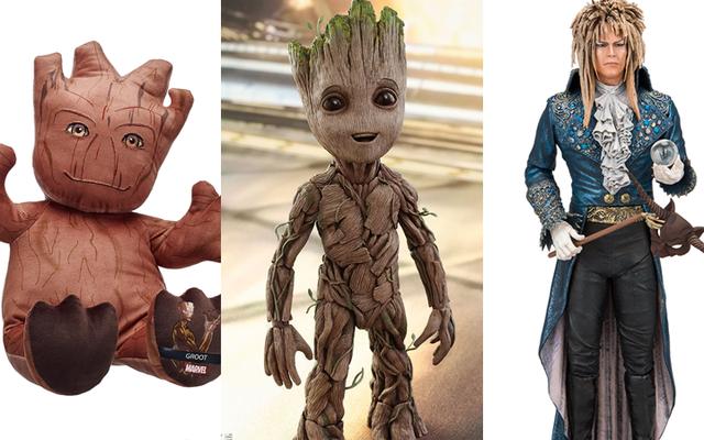 One Great Groot, dan One Creepy One, di Mainan Terbaik yang Kami Lihat Minggu Ini