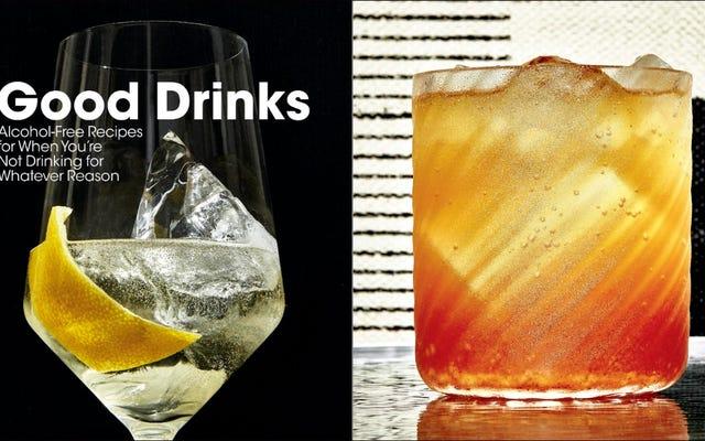 グッドドリンクは、このアルコールフリーのスカッシュ&ソルガムで約束したことを実現します