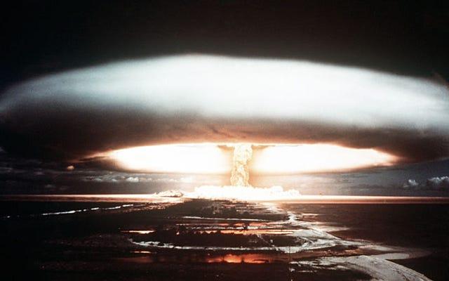 コード助成:大統領が殺害された場合の終末論的な米国の核攻撃計画
