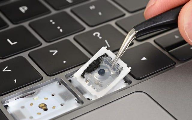 Apple berencana untuk membuang tata letak keyboard kontroversial MacBook, kata rumor