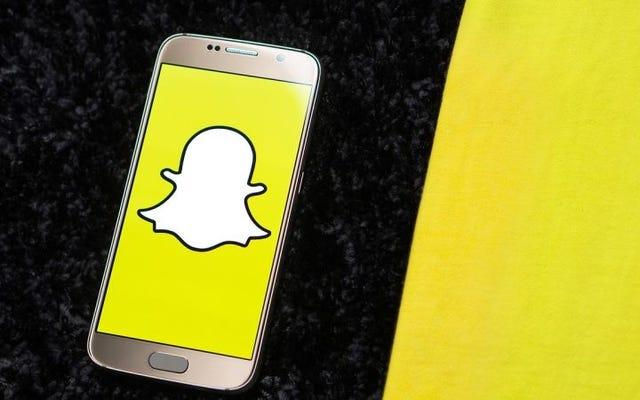 วิธีรับรูปภาพและข้อมูลทั้งหมดของคุณจาก Snapchat
