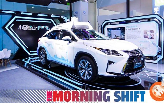 Toyota Menghamburkan Lagi $ 400 Juta Untuk Mobil Tanpa Sopir
