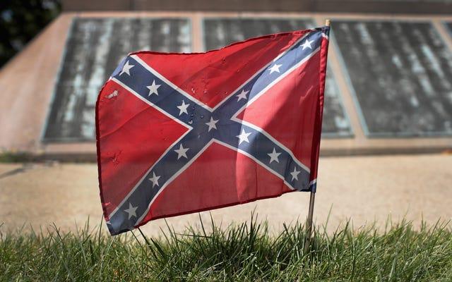 連合国のオハイオ州は、何らかの理由で南軍の記念碑を再設置する