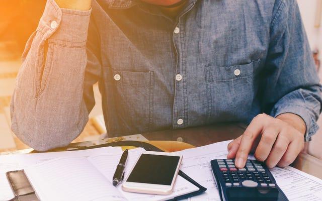 未払いの税金の請求に対処する方法