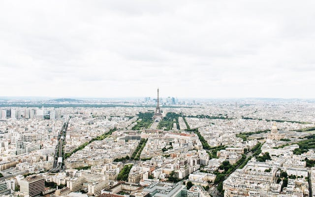 パリのヒントを教えてください