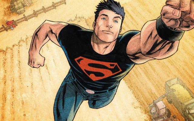 DCユニバースがスーパーボーイのタイタンズへの出演を確認