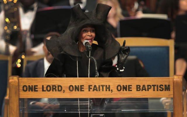 Les 10 meilleurs moments, les plus noirs, les plus désordonnés et les plus laids de l'épopée marathon à domicile d'Aretha Franklin