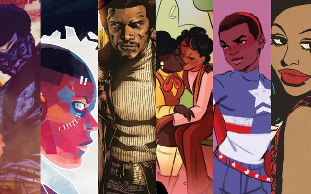 Black Panther et au-delà: 30 bandes dessinées à lire pour le mois de l'histoire des Noirs
