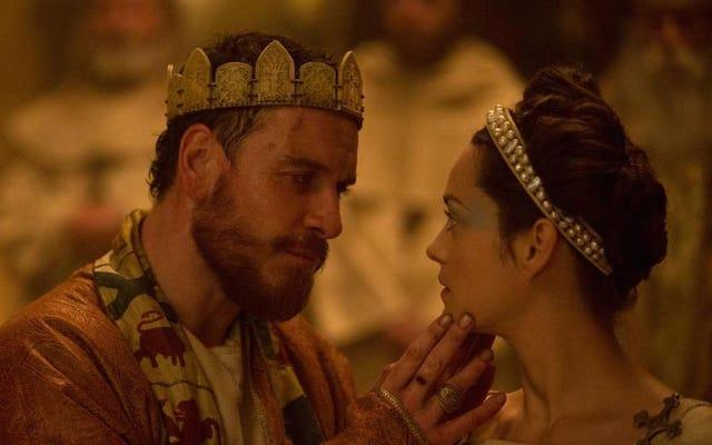 マイケル・ファスベンダーのマクベスは、シェイクスピアの最悪の王を見ると信じられないほど暗い見方です