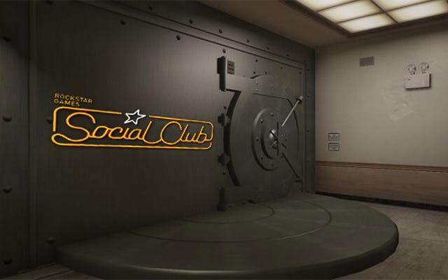 PSA:ハイジャックを回避するためにRockstar SocialClubのパスワードを更新する