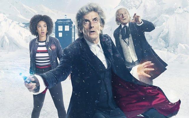 クリスマスの特別なティーザーが本当の医者が誰であるかを教えてくれる新しいドクター・フー
