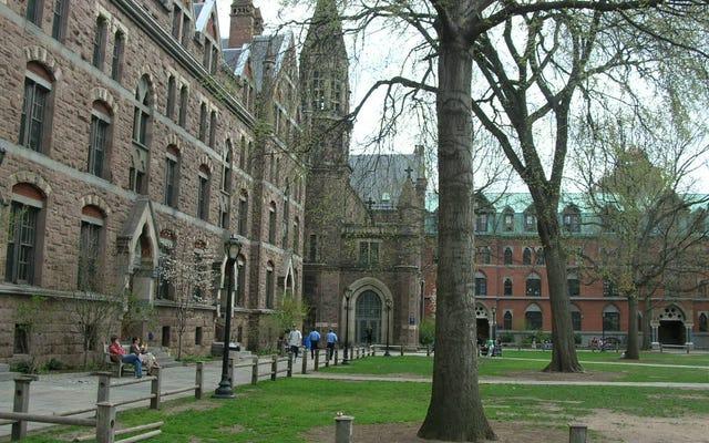 Yale Frat SAE Dilarang Karena Melanggar Kebijakan Pelanggaran Seksual