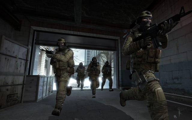 Los profesionales de Counter-Strike siguen siendo prohibidos para los juegos de azar