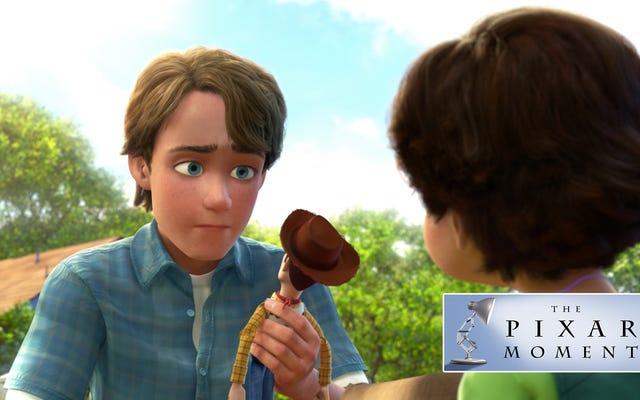 トイストーリー3は、シリーズの最初の視聴者に別れを告げ、新しい視聴者を歓迎しました