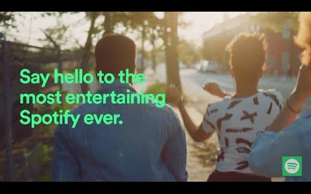 Следующее обновление Spotify приносит видео, подкасты, умные плейлисты и многое другое