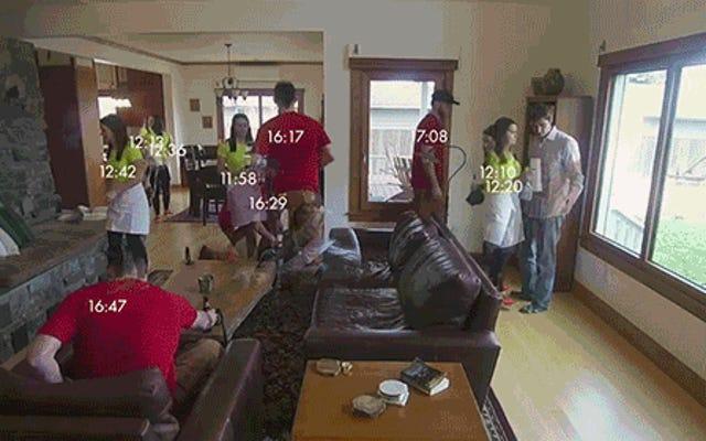 La nueva cámara de seguridad FLIR convierte horas de metraje en clips del tamaño de un bocado