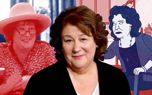 Margo Martindale sobre convertirse en la cómplice favorita de BoJack y por qué The Americans la hace llorar
