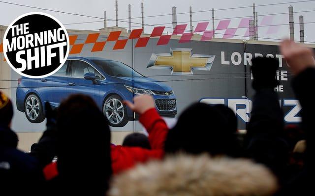 Trump mette Mary Barra e la UAW su Blast Over Ohio Car Factory