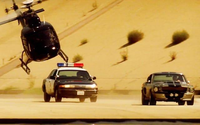 Quali sono i crimini automobilistici di cui puoi parlarci?