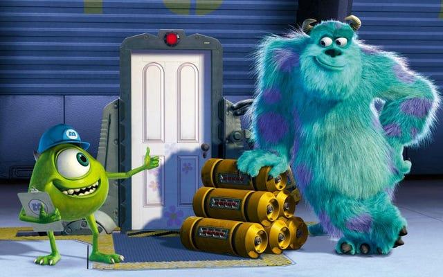 Disney'in Streaming Monsters, Inc. Serisinin İlk Ayrıntıları Burada