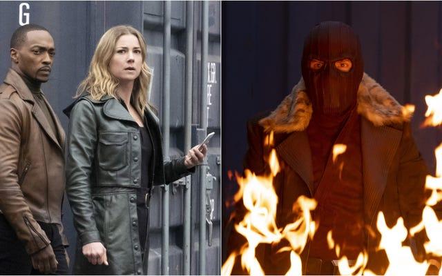 Le showrunner Falcon And The Winter Soldier taquine l'évolution de Sharon Carter et les motivations de Zemo