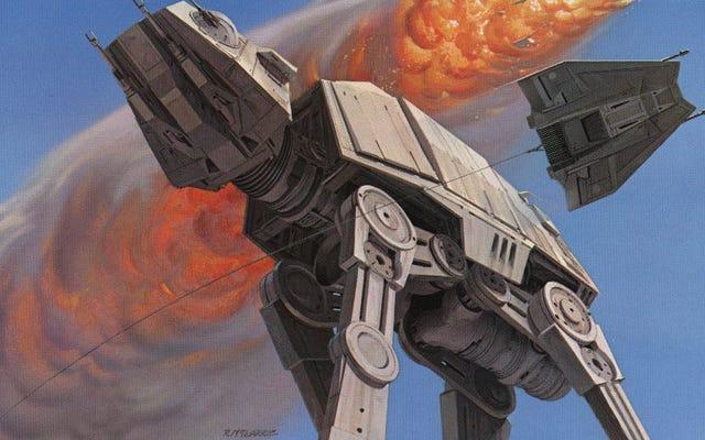 Darth Vader ve R2-D2'yi Tasarlayan Sanatçı Ralph McQuarrie Anısına