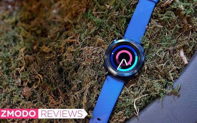 El Gear Sport de Samsung es más fácil de usar que el Apple Watch, pero ¿dónde están mis malditas aplicaciones?