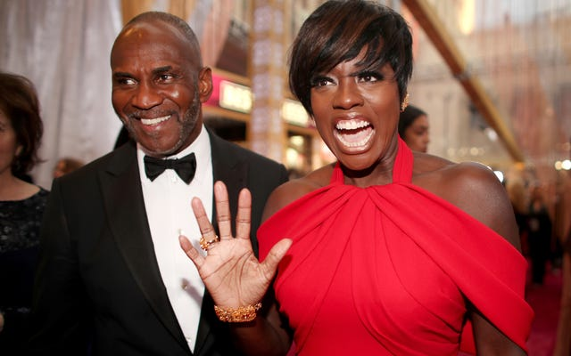 Виола Дэвис и Ларри Уилмор объединились для создания новой комедии на канале ABC Black Don't Crack