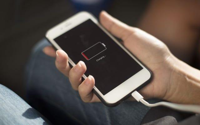 หาก iPhone ของคุณแบตเตอรี่หมดกะทันหันให้มองหาแอพที่มีพฤติกรรมแปลก ๆ