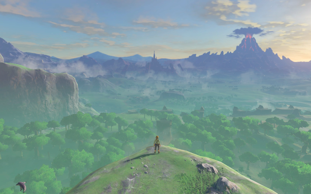 Breath Of The Wild obtiene una ubicación oficial en la línea de tiempo de Zelda, pero hay travesuras