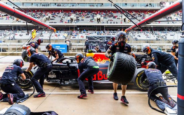 Формула-1 может снова поступить в продажу