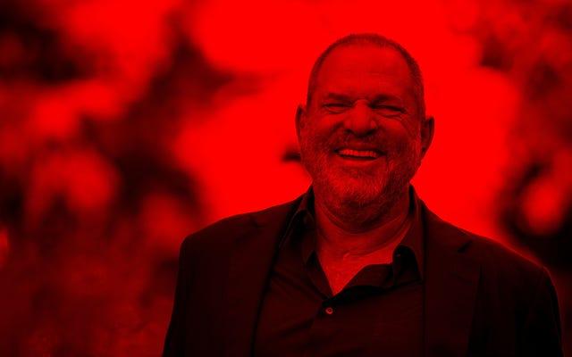 Ajouter la maison de ville de Harvey Weinstein au registre national des maisons hantées