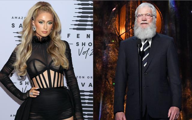 Paris Hilton dit que David Letterman `` essayait délibérément de l'humilier '' dans une interview invasive de 2007