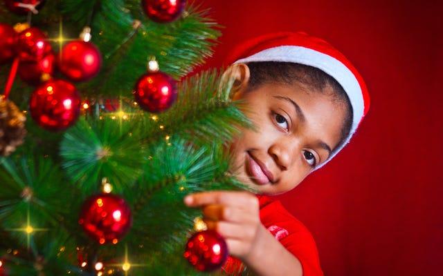 Grandir sans le `` Christ '' à Noël: ce que c'est que d'être élevé par un athée amoureux de Noël