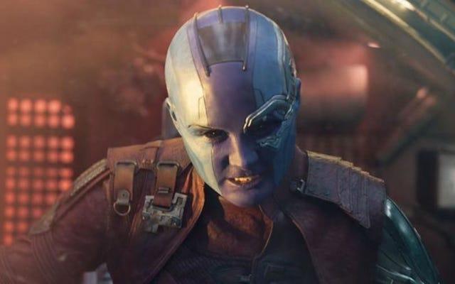 Wack Dork poursuit son rendez-vous pour avoir envoyé des SMS pendant les Gardiens de la Galaxie