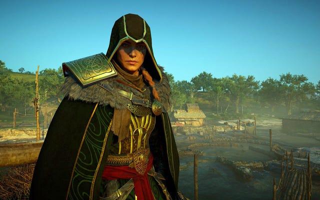 Las oficinas ocultas de Assassin's Creed Valhalla esconden una gran devolución de llamada de la serie