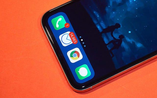 Еще одна странная ошибка iOS может полностью испортить ваши приложения для обмена сообщениями