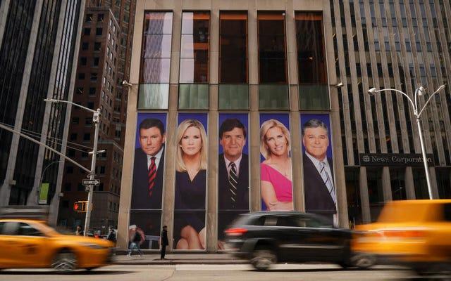 Phản ứng coronavirus của Fox News chỉ là bằng chứng mới nhất cho thấy họ không quan tâm đến bất cứ điều gì
