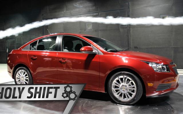 वह तकनीक जो आपकी कार को अधिक वायुगतिकीय बनाने में मदद करती है? यह 1800 के आसपास से है