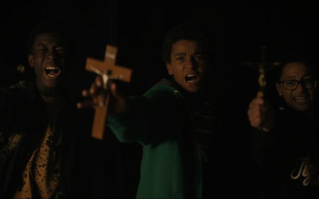 Vampires Vs. Le Bronx oppose les enfants aux monstres au milieu d'eux