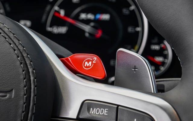 Il pulsante M2 della BMW è pieno di bugie